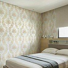 VanMe Continental Wasser-Selbstklebende Tapete-Tapete Schlafzimmer-Wohnzimmer-Wand-Tapete