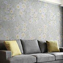 VanMe Continental Waterproof Selbstklebende Tapete 3D Wallpaper Schlafzimmer Tv Hintergrund Hintergrund
