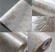 VanMe Im Europäischen Stil 3D-Vlies Tapete Wolken Carving Wallpaper Specials Schlafzimmer Wohnzimmer Tv Hintergrund Tapete, Blass Rosa