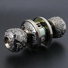 VanMe Kugel-Verschluss-Raum-Tür-Verschluss-Kugel-Verschluss-Universaltür-Verschluss-Gang-Tür-Verschluss