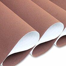 VanMe Selbstklebendes Tapete-Farbige Tapete Strukturelle Feste Farbtapete Zerrissene Direkt Aufkleber Schokolade