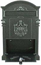 vanvilla Wandbriefkasten Antik Briefkasten Retro