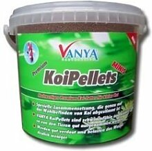 VANYA KoiPellets MINIS, 2mm - 5.000 ml