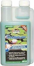 VANYA TeichAktivator 500 ml - Reaktiviert das biologische Gleichgewich