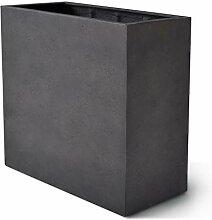 VAPLANTO® Pflanzkübel High Box 70 Espresso