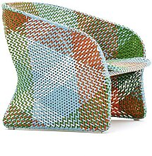 Varaschin Maat Loungesessel multicolor