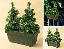 VARILANDO® LED-Weihnachtsbaum Lichterkette
