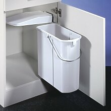 Vario 1 - weiß Abfallsammler/Mülleimer