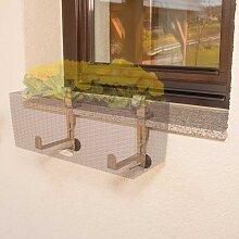 Vario-Fix Lechuza vor der Fensterbank