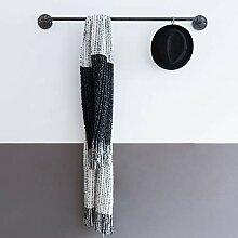 Various Kleiderstange Industrie-Design 100 x 12 cm