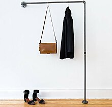 Various Kleiderstange Industrie-Design 100 x 155 x