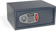 VARO MOTSA12EL-Sicherheit Notebook Grau Safe