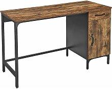 VASAGLE Schreibtisch, Computertisch, Bürotisch