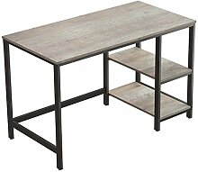 VASAGLE Schreibtisch, Computertisch, PC-Tisch,
