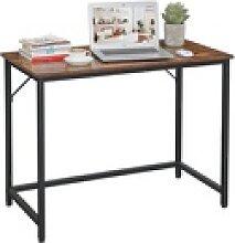 VASAGLE Schreibtisch LWD41X, Computertisch,
