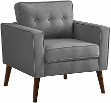 VASAGLE Sessel, Relaxsessel, Fernsehsessel,