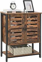 VASAGLE Sideboard, Kommode, Küchenschrank mit