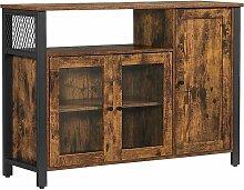 VASAGLE Sideboard, Küchenschrank,
