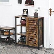 VASAGLE Sideboard LSC74BX LSC74GD, Küchenschrank