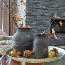 Vase 2er Set Molduc
