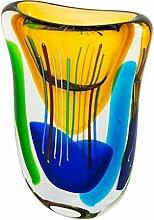 Vase aus Glas Murano-Unterseeboo