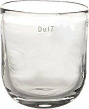 Vase Dutz clear (H19 D16)