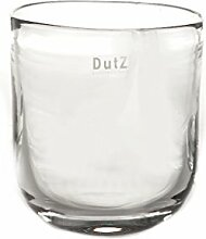 Vase Dutz OVAL VASE H27 D27x20 - glasvasen