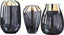 Vase Keramikvase Keramik 3-teiliges Set