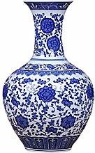 Vase Keramikvase Keramik Antik Blau Und Weiß