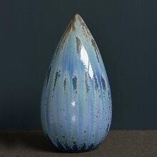 Vase mit Rost von Antonio Lampecco, 1980er