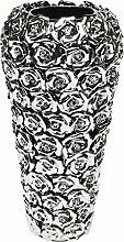 Vase Rose Multi Chrom Small, kleine, dekorative