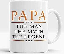 Vater Geschenk, Vatertagsgeschenk, Vater Becher,