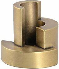 VAU Circular Kerzenhalter Design Metall Geschenk