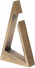 VAU Triangle Flaschenöffner Design Metall