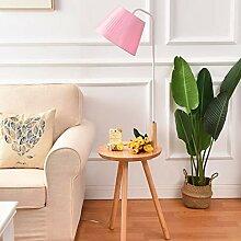 vbimlxft- Massivholz Stehlampe, Wohnzimmer