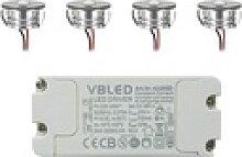 VBLED LED Deckenspots