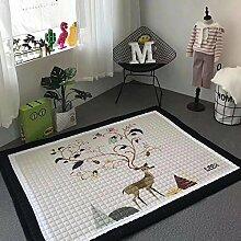 VClife Baumwolle Teppich Kinderteppich Baby