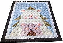 VClife® Kinderteppich Teppich Kinder Spielteppich
