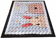 VClife Kinderteppich Teppich Kinder Spielteppich