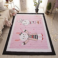 VClife Teppich Kinderteppich Baby Krabbeldecke