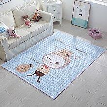 VClife® Teppich Kinderteppich Kinder Spielteppich