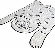 VClife Teppich Kinderteppich Polyester