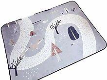 VClife Teppich Kinderteppich Spielteppich Kinder