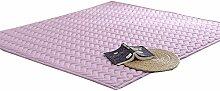 VClife Teppich Polyester Yoga Kinder Spielteppich