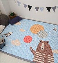 VClife Teppiche Kinderteppich Baby Krabbeldecke