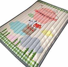 VClife® Teppiche Kinderteppich Baby Krabbeldecke