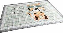 VClife® Teppiche Polyester Kinderteppich Baby