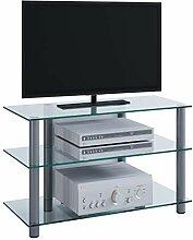 VCM 14120 TV Rack Lowboard Schrank Konsole
