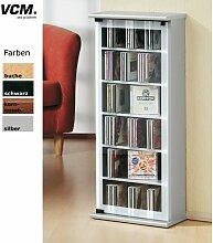 VCM 21034 Regal DVD CD Rack Medienregal