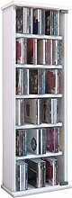 VCM 25217 Regal DVD CD Rack Medienregal